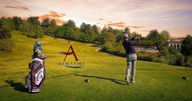 ARZAGA GOLF IN CALVAGESE DER RIVIERA